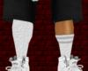 [BE] High/low Socks