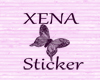 [VH] Xena Chair Sticker