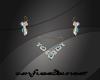 Blue Diamond Jewel Set