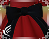 Dark Alice Back Bow