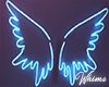 Angel Wings Neon