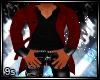 [9s] Long Coat Red