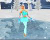 ice gloves - frozen-