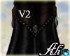 ~A~ S.O. Cloak Brown V2