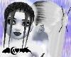Black - Silver Aakiko