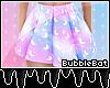 ☾ Glitter Moon Skirt
