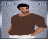 !b Knit Sweater Chocolat