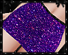 Sparkle Skirt Purple