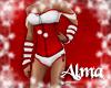 [AL] Christmas Glovese