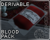 Derivable Blood Pack