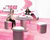 (NDH) mesa con silla ros