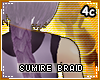 !T Sumire genin braid
