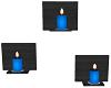 5Bdrm- WXL Wall Candles