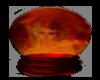 Fire Snow Globes