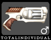 M Metal & Wood Nurph Gun