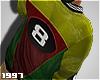 ✘. 80's 8Ball Jacket