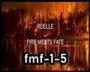 `A` Fire Meets Fate