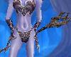 Warcraft Elf Staff
