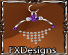 (FXD) Goth Earrings Amet