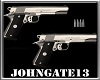 Punisher Dual Guns