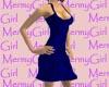 Midnite Blue Party Dress