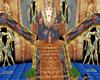 Egyptian Blu/Gold Palace