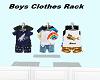 Boys Boutique Rack
