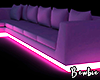 Neon Couch Pink