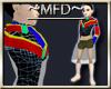 MFD HW1 Knee Lgth Top