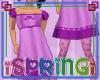 *S*Child Purple dress