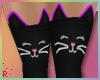 Rach*Kitty Socks - Pink
