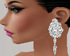 Rich Diamond Earrings