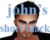 john's short black