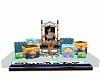AV*RUGRAT THRONE W/POSE
