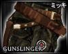 ! Gunslinger Belt