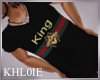 K King Bee Tshirt M