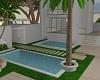 e Modern Home pool e