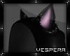 -V-PVC Kitty Hood(w/pnk)