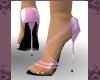 (LF) Pink Spike Sandles