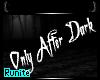 Only After Dark Sticker