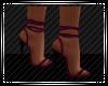 Drk Berry Stiletto Heels