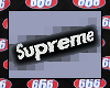 Black Supreme Headband