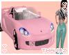 T | Pink Porsche
