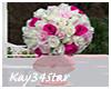 Island Flowers & Vase