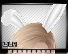 *L bunny ears