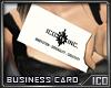 ICO Business Card F