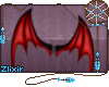[Zlix]Red Demon Wings