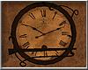 *P CL Wall Clock