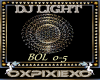 Ball of light dj light