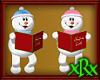 Christmas Couple Caroler